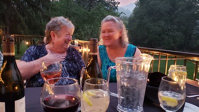 09-09-2020 Dinner at Morrison River Lodge