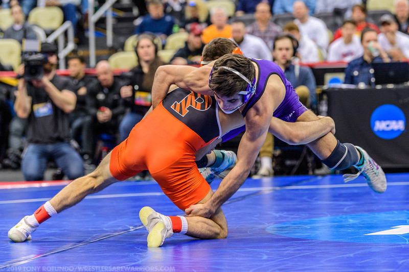 2019 CMW: NCAA: CONSOLATION SEMIFINALS