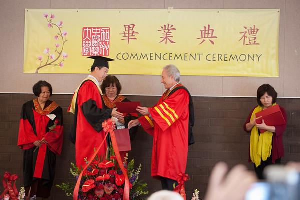 Graduation - Sunnyvale March 2012 - Diplomas