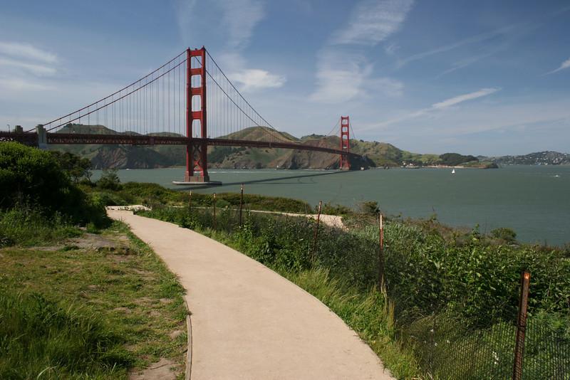 San Francisco, California: Golden Gate Bridge
