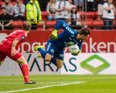 Brann vs Rosenborg, 21. August 2016
