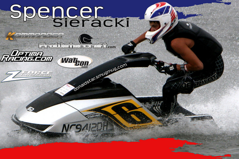 Spencer Sieracki, added to the team for 2011, his level of interest for this sport equals his early novice accomplishments that have him advancing in class, Our gallery of him is limited for now, he is young so thee is plenty of time to expand upon that,