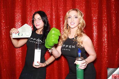 7-1-15 Effen Vodka @ Tango Philly