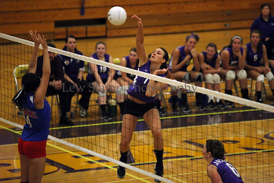 Jackson High School v Lake Volleyball