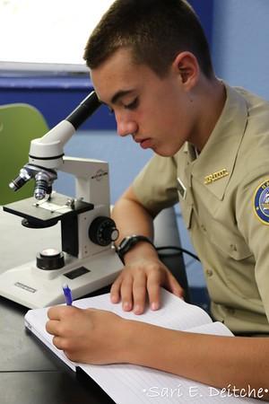Biology Honors Class