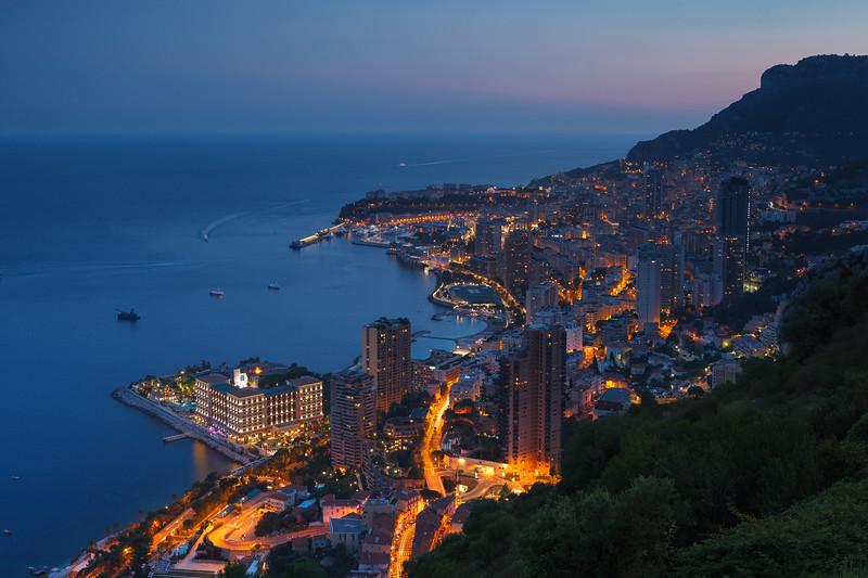 Montecarlo, Monaco.