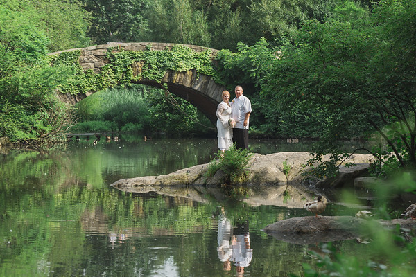 Elaine and Timothy - Central Park Wedding
