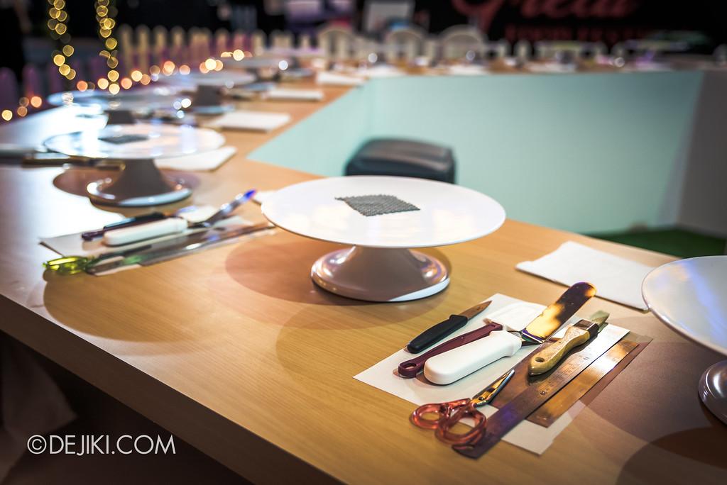 The Great Food Festival RWS - Rollin' Sweet Times / Cake Atelier