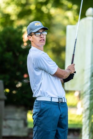2018 Men's Golf Game