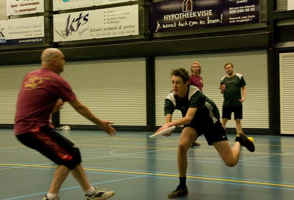 Competitiedag 17 januari 2010 3e divisie