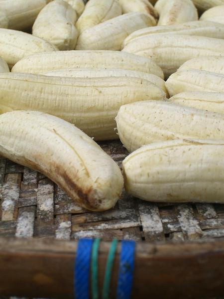 Peeled Bananas - Luang Prabang, Laos