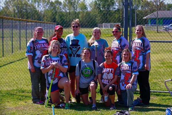 Women's Softball, Jacksonville, 4/8/2017