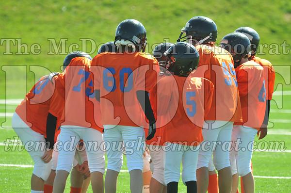 JFL Broncos vs Vikings 10-03-10