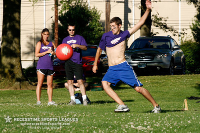 Recesstime Summer Kickball 2009