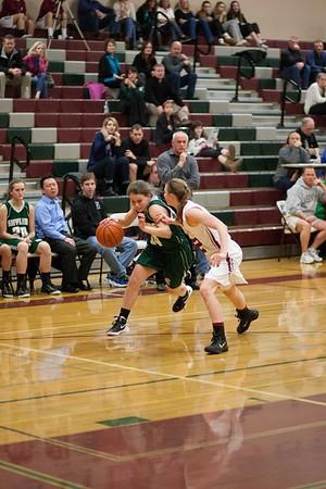 Skyline Women's Varsity Basketball 2014-2015