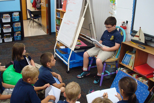 3rd Grade Authors
