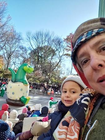 Thanksgiving Parade 2018