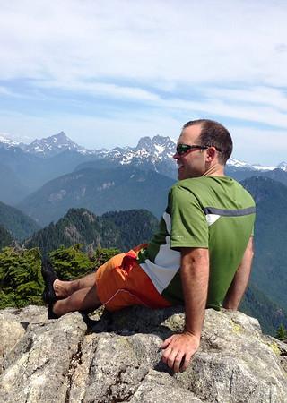 Alouette Mountain 2012