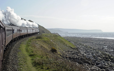 Cumbrian Coast Express, 12 April 2014