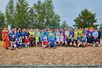 NK Beach Handball 2019 Scheidsrechters & Vrijwilligers