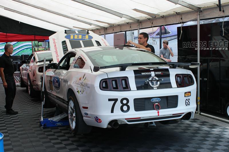 GS-Racers Edge Motorsports Mustang Boss 302R