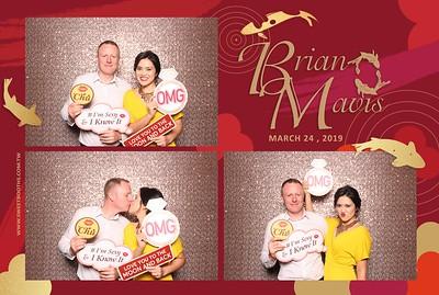 Brian & Mavis's Wedding