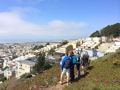 SF Urban Hike: Mar 23, 2014