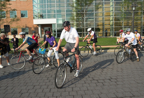 AstraZeneca Bike to Work - Camera 1