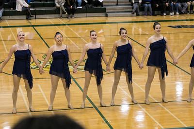 NNHS Varsity Dance Team (2016-11-19)