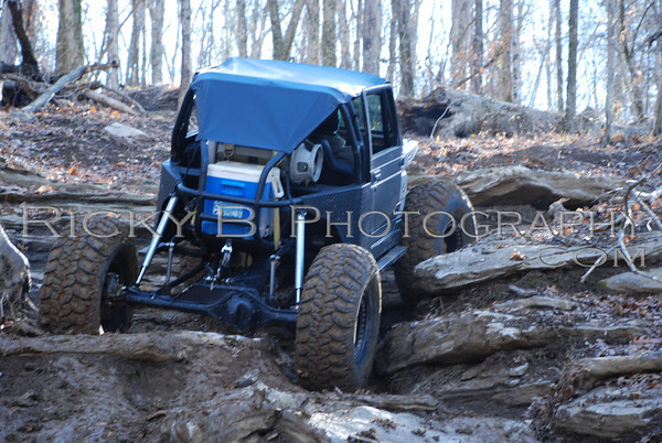 Wooly's ORV park - January '11