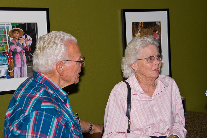 Photo from Taste of 210 Event 4-26-2008This is a fundraising event in suport of 210 community project.