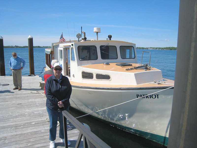Cruise to Rose Island, Newport, Rhode Island