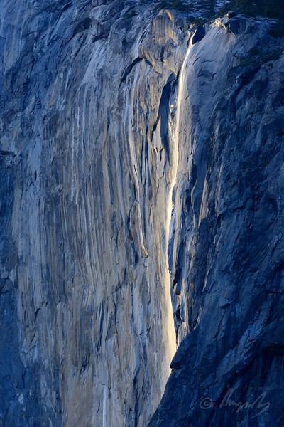 Horsetail Fall - Yosemite NP