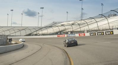 Tesla Richmond International Raceway