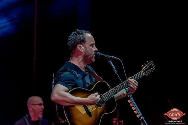 Dave Matthews Band at The Wharf 7.29