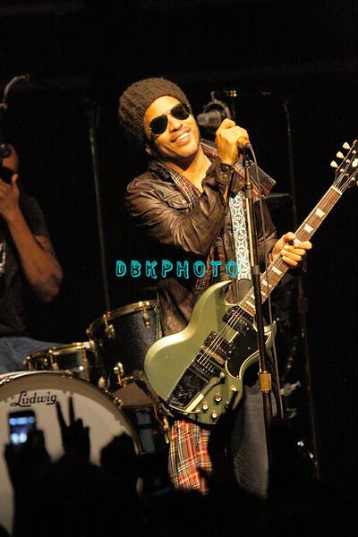 DBKphoto / Lenny Kravitz 10/24/2009