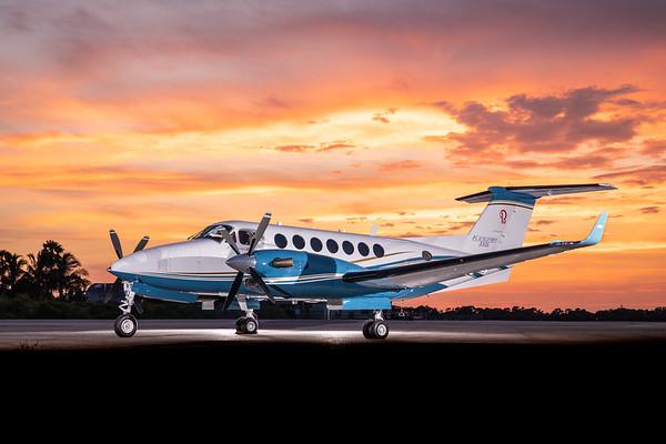 King Air 350i N541DM (High Res)