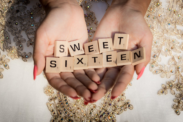 Arianna Sweet 16