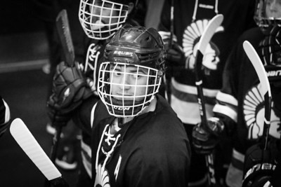 Brandon and Warrior Hockey