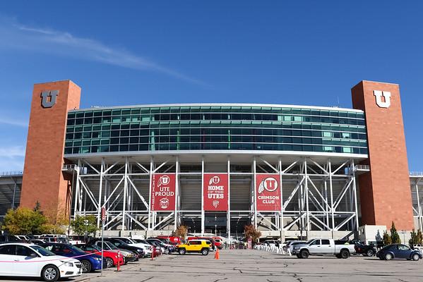 Utah vs Oregon State • 10-31-2015