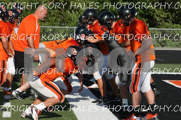 Oak Grove Orange and Black Game 8-10-12 Camera 2 of 2