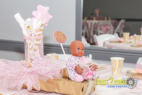 Destiny & Issac Baby Shower