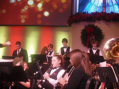 PBS Christmas Band Concert 12-11-14