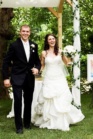 Gina & Dave - Wedding