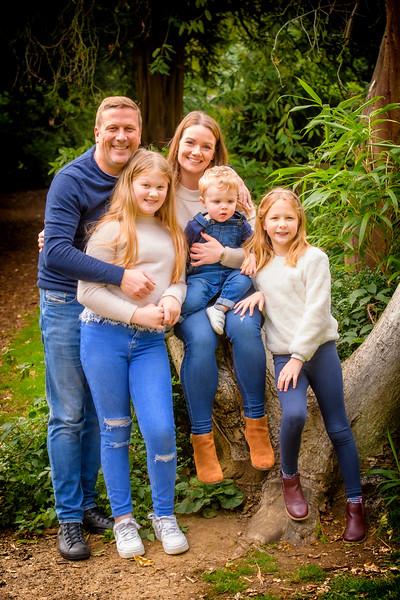 Rebecca Blake Family