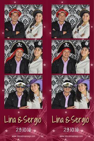 Lina y Sergio