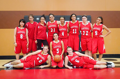 2013 Senior Girls Basketball