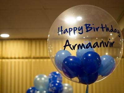 Armaanvir's 2nd Birthday