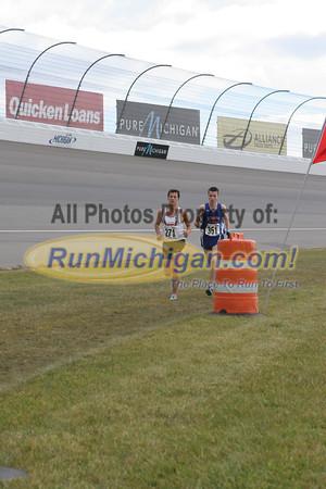 2.5 Miles, D2 Boys - 2012 MHSAA LP XC Finals