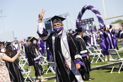 2020 Franklin High School Graduation